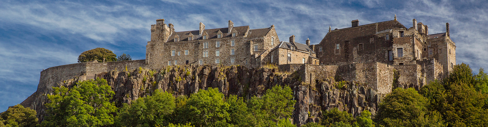 Stirling hotel - castle